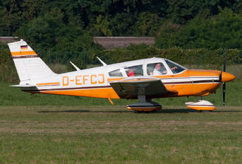 D-EFCJ - Private Piper PA-28 Cherokee