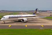 9V-SHO - Singapore Airlines Airbus A350-900 aircraft