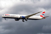 British Airways took delivery of its first Boeing 787-10 title=