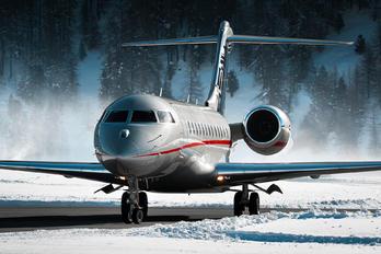 OE-LGX - Vistajet Bombardier BD-700 Global Express