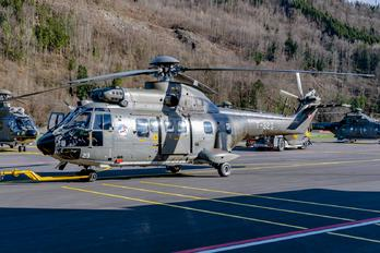 T-323 - Switzerland - Air Force Aerospatiale AS532 Cougar