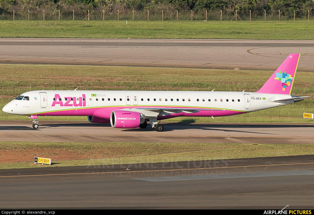 Azul Linhas Aéreas PS-AEA aircraft at Campinas - Viracopos Intl