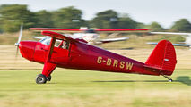 G-BRSW - Private Luscombe 8E Silvaire Deluxe aircraft