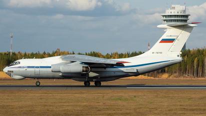 RF-76743 - Russia - Air Force Ilyushin Il-76 (all models)