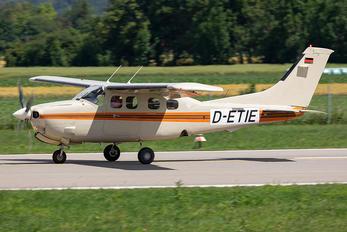 D-ETIE - Private Cessna 210 Centurion