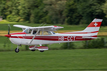HB-CCT - Private Cessna 172 Skyhawk (all models except RG)