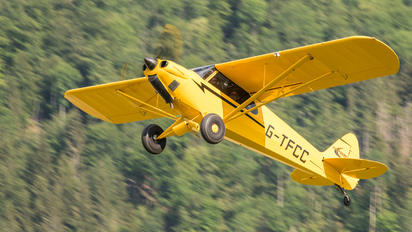 G-TFCC - Private Cub Crafters CC11-160