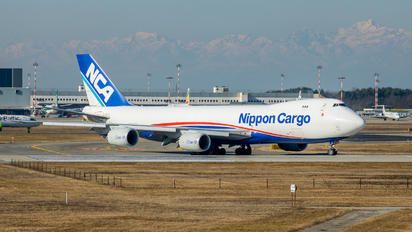 JAI5KZ - Nippon Cargo Airlines - Airport Overview - Photography Location