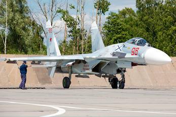 RF-33753 - Russia - Navy Sukhoi Su-27P