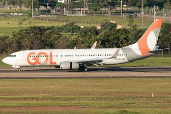 PR-GZK - GOL Transportes Aéreos  Boeing 737-800