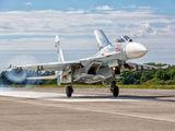 RF-33753 - Russia - Navy Sukhoi Su-27P aircraft