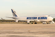 N356KD - Western Global Airlines Boeing 747-400F, ERF aircraft
