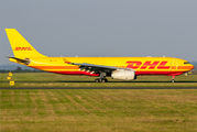 D-ALMD - DHL Cargo Airbus A330-200F aircraft