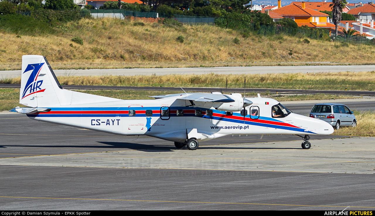 Aero VIP CS-AYT aircraft at Cascais