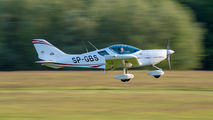 SP-GBS - Private Czech Sport Aircraft PS-28 Cruiser aircraft