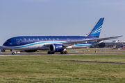 VP-BBS - Azerbaijan Airlines Boeing 787-8 Dreamliner aircraft