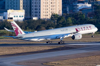A7-ANC - Qatar Airways Airbus A350-1000