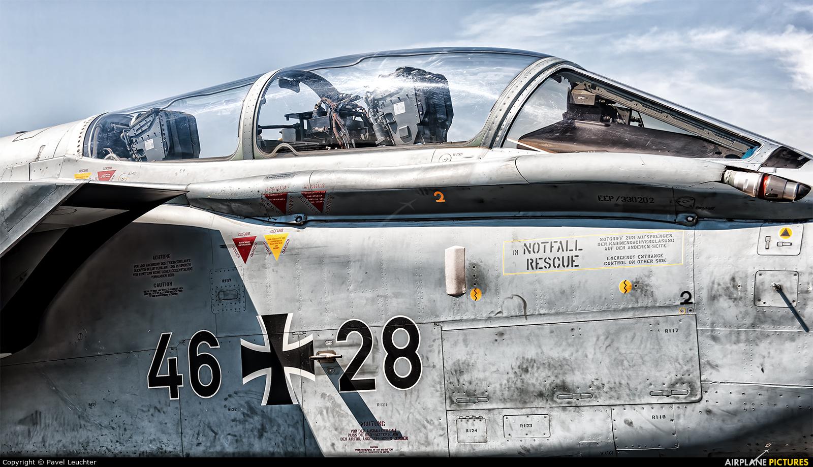 Germany - Air Force 46+28 aircraft at Čáslav