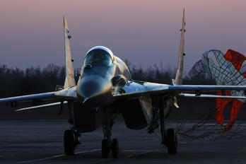 RF-92232 - Russia - Air Force Mikoyan-Gurevich MiG-29SMT
