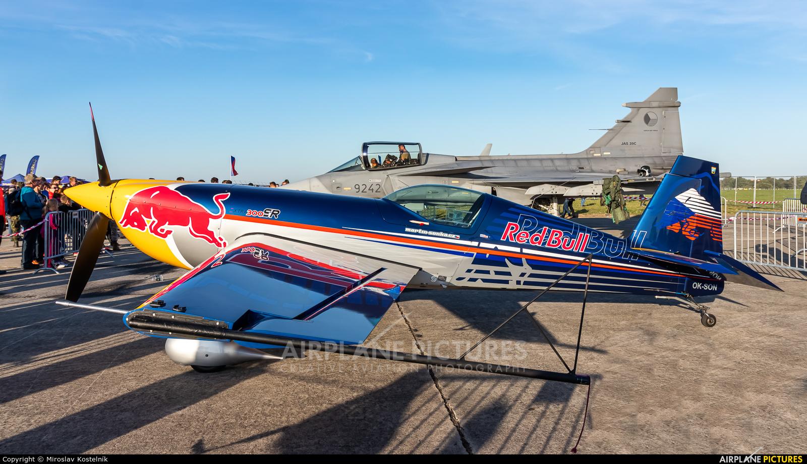 Private OK-SON aircraft at Ostrava Mošnov