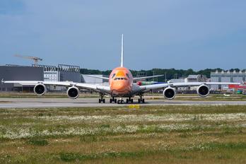 F-WWAL - ANA - All Nippon Airways Airbus A380