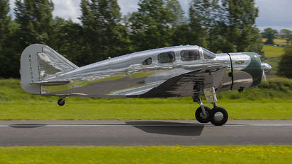 NC17633 - Private Spartan Aircraft (USA) 7W Executive