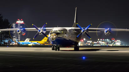 EW-483TI - Ruby Star Air Enterprise Antonov An-12 (all models)