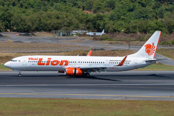 HS-LVI - Thai Lion Air Boeing 737-900ER