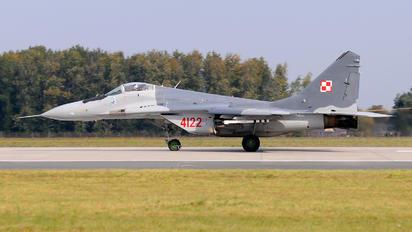 4122 - Poland - Air Force Mikoyan-Gurevich MiG-29G