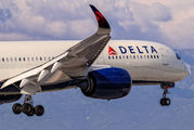 N513DZ - Delta Air Lines Airbus A350-900 aircraft