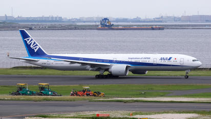 JA739A - ANA - All Nippon Airways Boeing 777-300ER