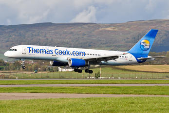 G-FCLE - Thomas Cook Boeing 757-200