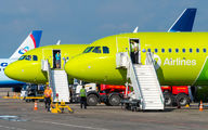 VP-BWC - S7 Airlines Airbus A320 NEO aircraft