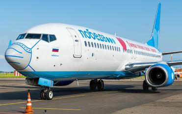VQ-BWG - Pobeda Boeing 737-800