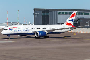 G-ZBJM - British Airways Boeing 787-8 Dreamliner