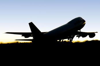 G-BDXE - European Aircharter Boeing 747-200