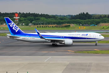 JA623A - ANA - All Nippon Airways Boeing 767-300ER