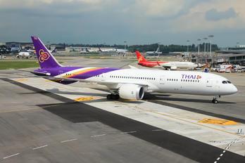 HS-TWA - Thai Airways Boeing 787-9 Dreamliner