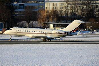 CS-GLA - NetJets Europe (Portugal) Bombardier BD-700 Global 6000