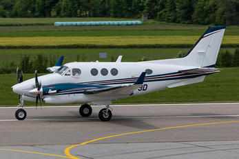 N1279D - Private Beechcraft 90 King Air