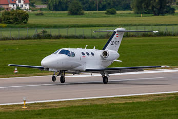 OE-FIT - Globe Air Cessna 510 Citation Mustang