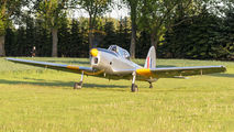 WD322 - Private de Havilland Canada DHC-1 Chipmunk aircraft