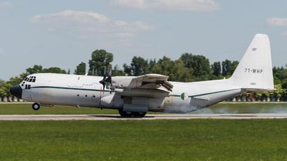 7T-WHP - Algeria - Air Force Lockheed C-130H Hercules