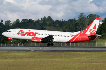 YV3243 - Avior Airlines Boeing 737-400