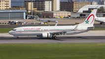 CN-ROA - Royal Air Maroc Boeing 737-800 aircraft
