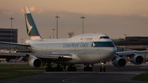B-HKX - Cathay Pacific Cargo Boeing 747-400BCF, SF, BDSF aircraft