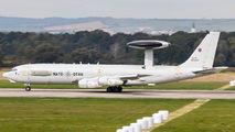 LX-N90443 - NATO Boeing E-3A Sentry aircraft
