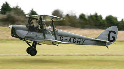 G-AGHY - Private de Havilland DH. 82 Tiger Moth