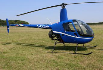 G-CCMR - Private Robinson R22