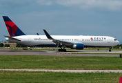 Delta Boeing 767 visited Verona  title=